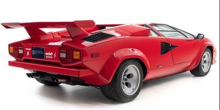Lamborghini Countach De Mario Andretti 5
