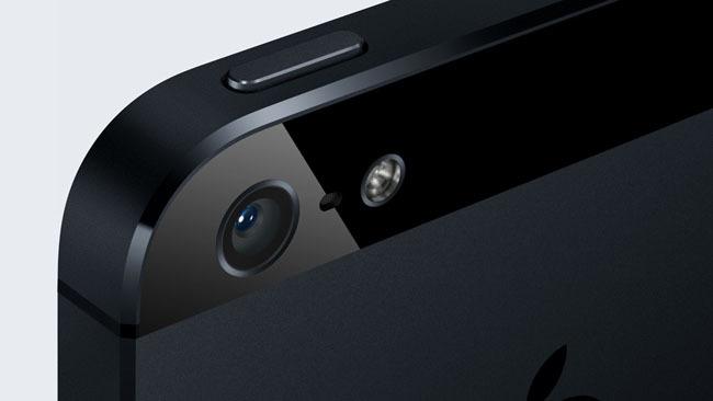 iSight iPhone 5