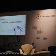 Foto 1 de 38 de la galería mercedes-benz-clase-m-2012-presentacion-estatica en Motorpasión