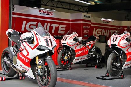 Ben Spies Ducati Motoamerica 2