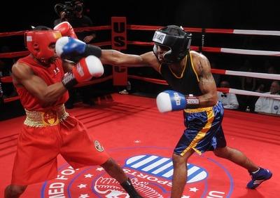 Lo que le pasa a tu cabeza si practicas boxeo