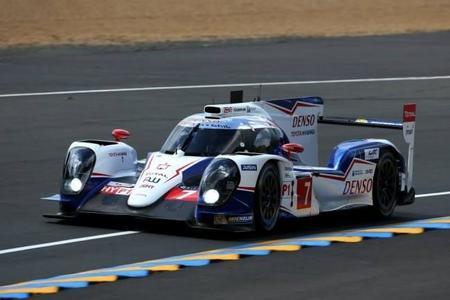 24 horas de Le Mans 2014: Toyota saldrá desde la pole en la 82ª edición