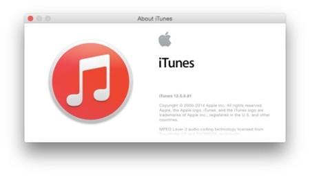 iTunes 12, así luce la nueva interfaz