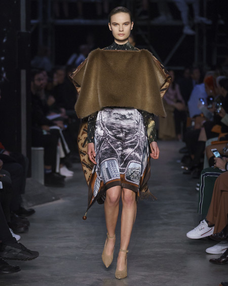 Burberry Autumn Winter 2019 Collection Look 96