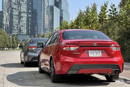 Toyota Corolla Hybrid Vs Se Mexico Ahorro Opiniones 11