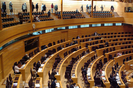 ¿Para qué sirve el Senado? para derrochar más de 25 millones de euros anuales