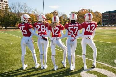 Los quarterbacks de Victoria's Secret para la Super Bowl