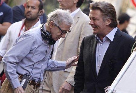 Woody Allen ya tiene protagonistas para su nueva película en Nueva York