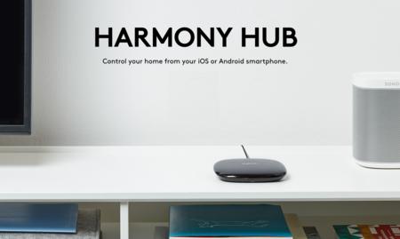 Logitech Harmony Hub 2