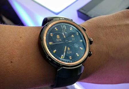 Adiós a la línea ZenWatch: Asus no lanzará más relojes Android Wear, según Digitimes