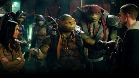 Escena Ninja Turtles Fuera De Las Sombras