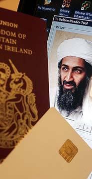 El pasaporte de Bin Laden o el fiasco de los pasaportes electrónicos