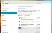 Windows 10 build 10036 sí tenía muchas novedades: mejor gestión de aplicaciones, impresión en PDF, y más