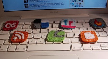 Broches de la web 2.0