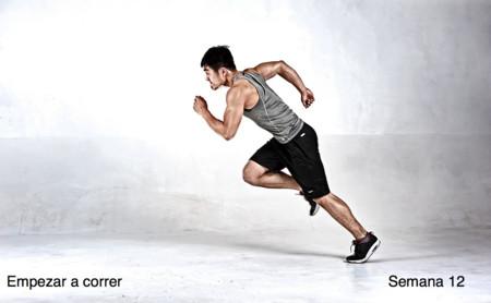 Entrenamiento para empezar a correr: semana 12