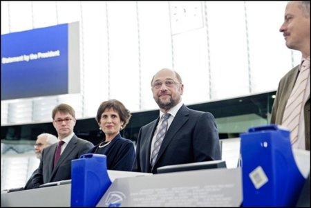 El Presidente del Parlamento Europeo critica el #ACTA [y a la Comisión Europea]