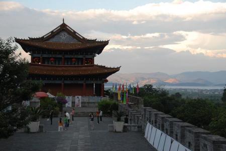 Dali, un pueblo en China ideal para relajarse