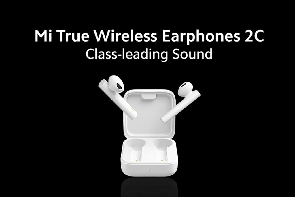 Mi True Wireless Earphones 2c: una versión aún mas economica de los auriculares enteramente inalámbricos de Xiaomi