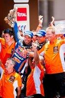 Dakar 2012: Pisco - Lima, etapa 14