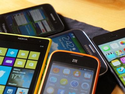 El mercado smartphone crece un 6,8% en el último trimestre, según el último informe de IDC