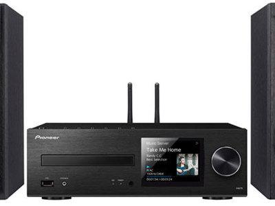 Pioneer renueva la clásica minicadena con tres nuevos modelos pensados para el streaming