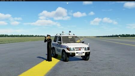 Una nueva perspectiva para Microsoft Flight Simulator: este mod te permite recorrer sus carreteras y ciudades en coche