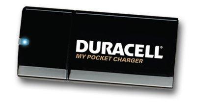 Cargadores externos de Duracell
