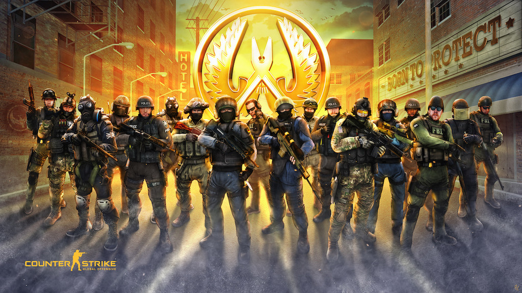 'Counter Strike: Global Offensive' se vuelve gratuito y se suma a la moda al estrena su modo 'Battle Royale'