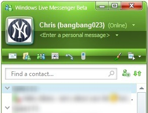Descargar Windows Live Messenger 9.0 Beta