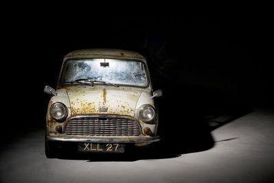 Subastan por más de 49.000 euros un Mini de 1959 sin restaurar