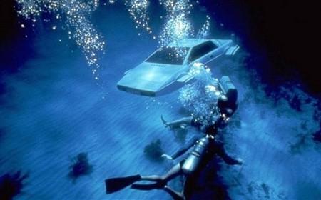 El mítico Lotus Esprit 077 Submarine de James Bond saldrá a subasta en septiembre