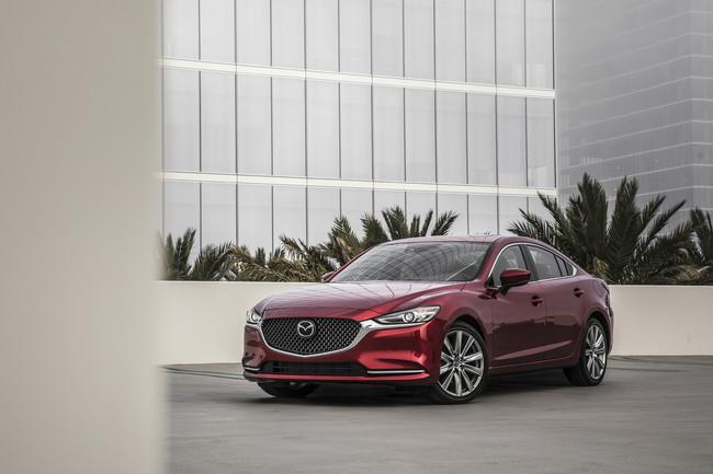 Mazda 6 2019: Precios, versiones y equipamiento en México