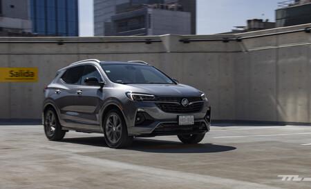 Buick Encore Gx Prueba De Manejo Opiniones Mexico 32