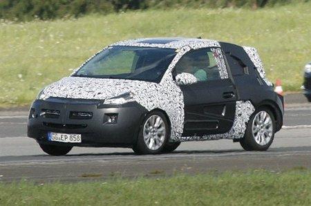 Opel prepara su ofensiva eléctrica