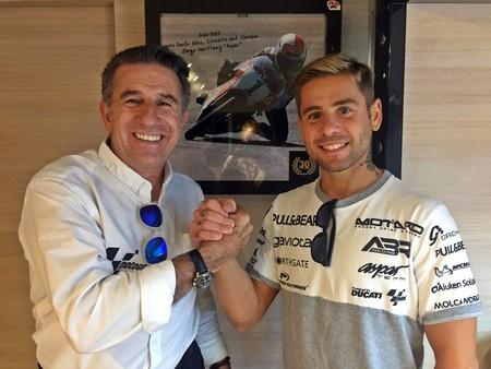 Álvaro Bautista da calabazas a Aprilia: Se queda con el Aspar Team y la Ducati GP17 para 2018