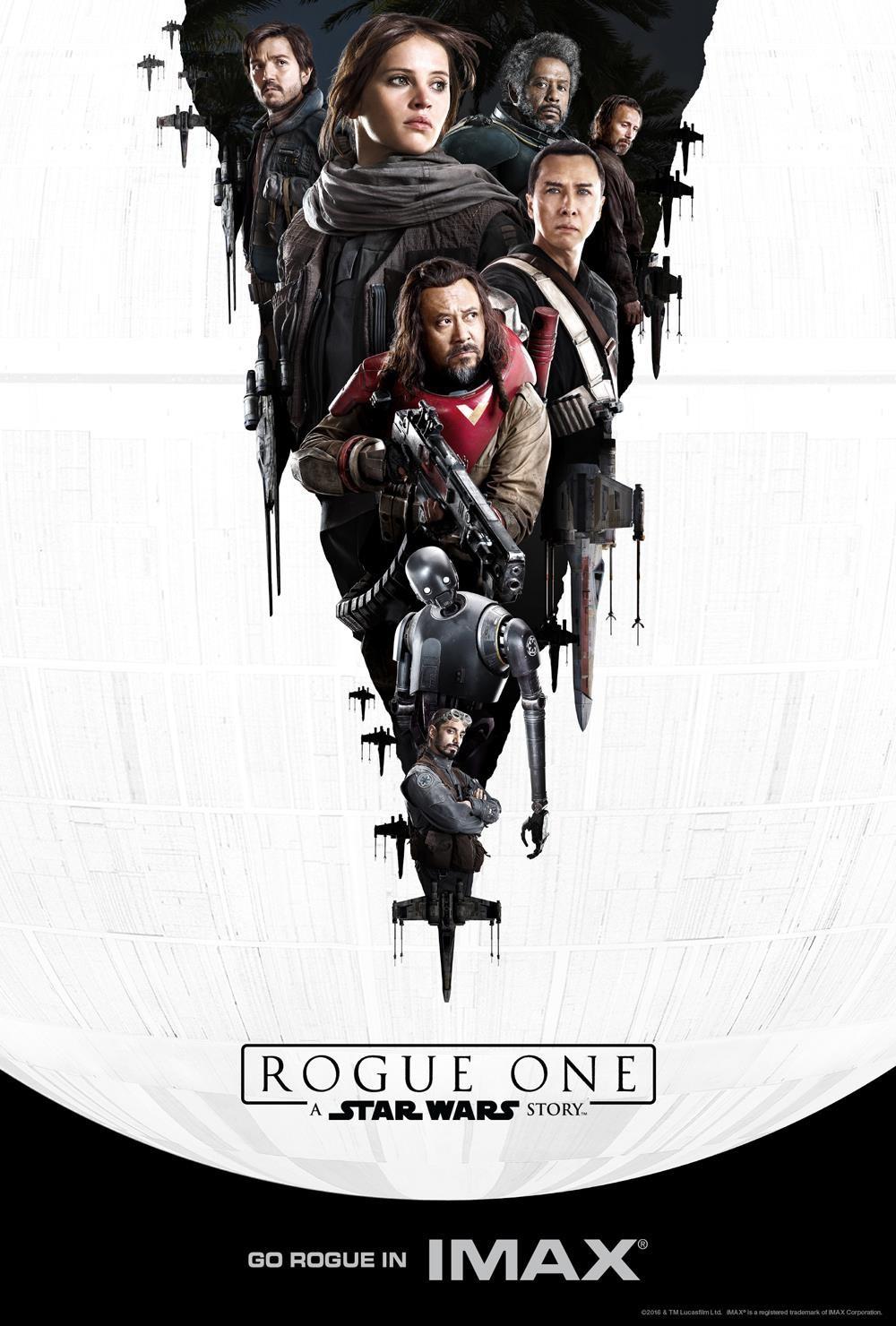 Foto de 'Rogue One: Una historia de Star Wars', los carteles (12/24)