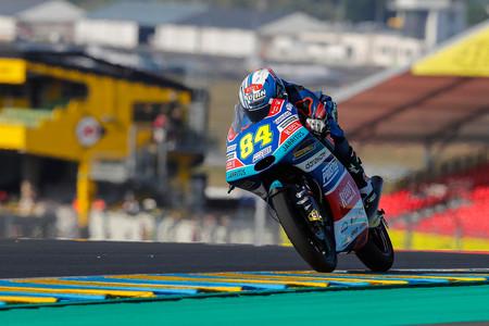 Jakub Kornafeil Moto3 Gp Francia 2018