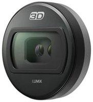 Panasonic presenta un prototipo de lente 3D para cámaras Lumix