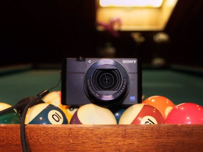 Sony RX 100 Mark V, análisis de la compacta más rápida del mercado