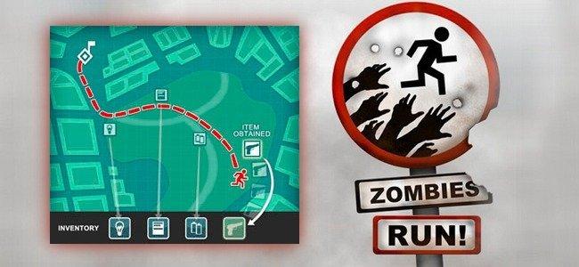 Zombies, Run! juego realidad aumentada