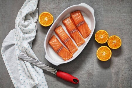 Salmon Glaseado 1