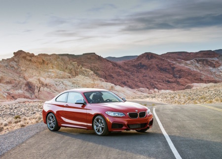 Bmw M235i Coupe 2014 1280 02