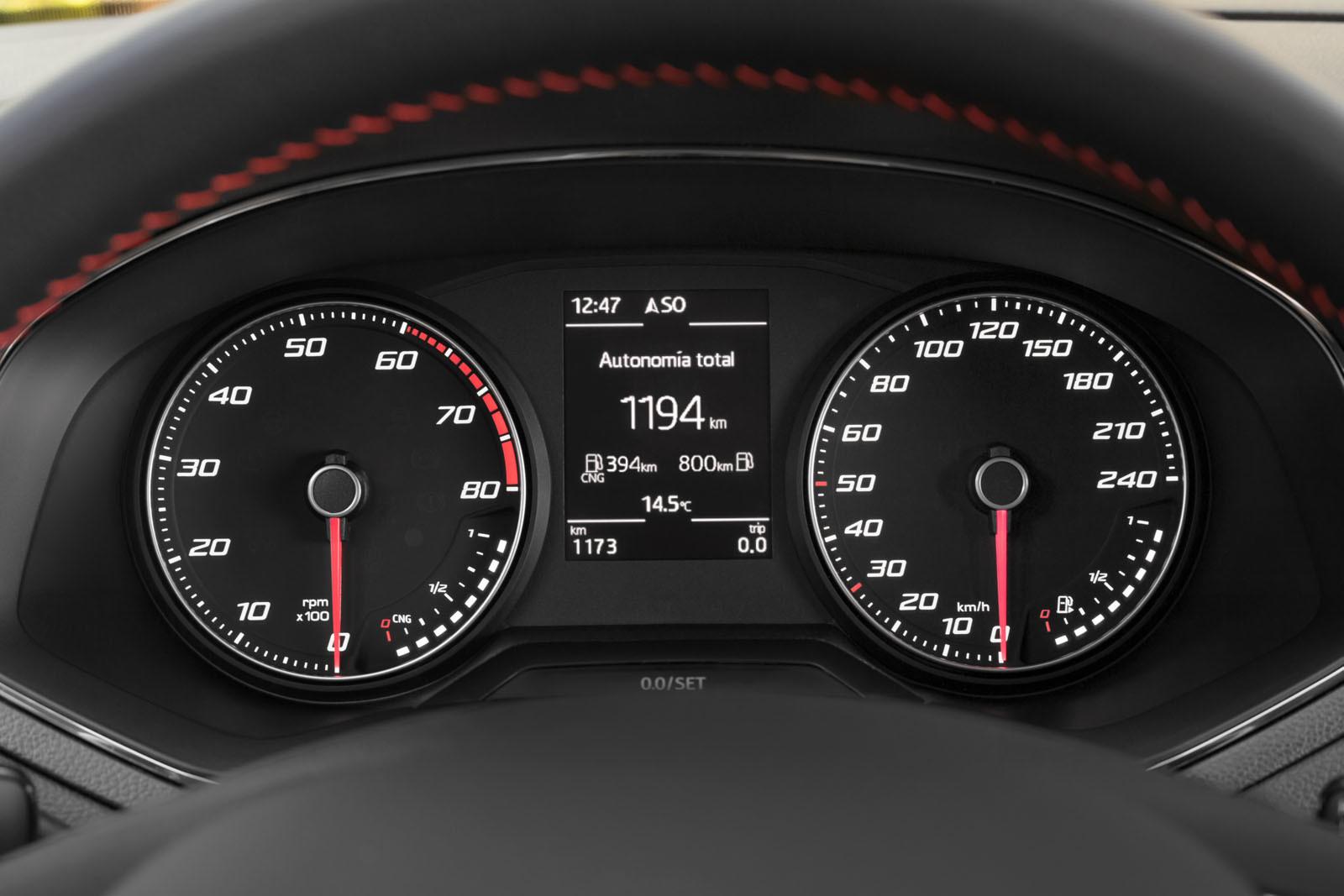 Foto de Seat Ibiza TGI (presentación) (33/39)
