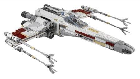LEGO ya tiene su X-Wing enorme