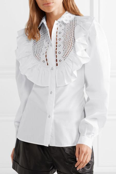 Rebajas Fondo Armario Camisa Blanca 03