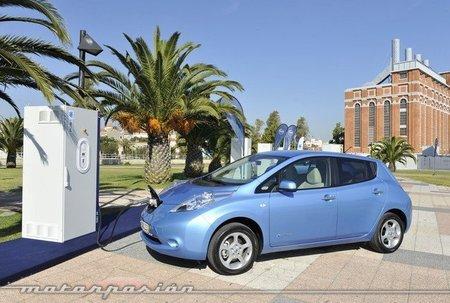 14.400 kilómetros en nueve meses con un Nissan Leaf
