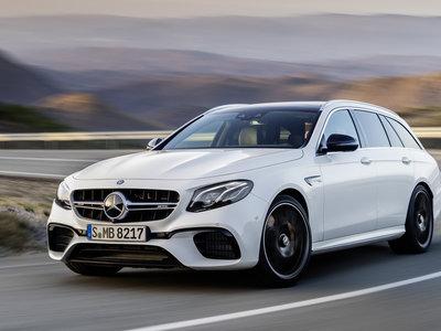 Mercedes-AMG E 63 y E 63 S 4Matic+ Estate: salvajes familiares de hasta 612 CV y con modo drift