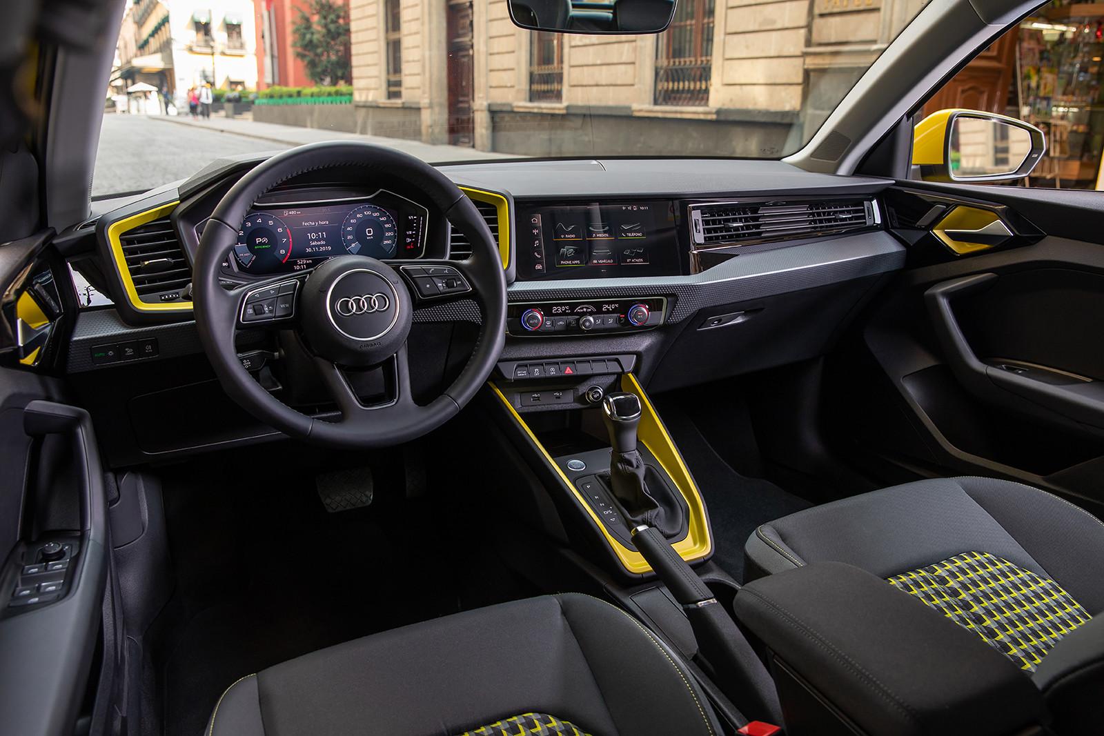 Foto de Audi A1 2020 (lanzamiento) (24/39)