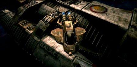 Ya tenemos trailer del videojuego de 'Battlestar Galactica'
