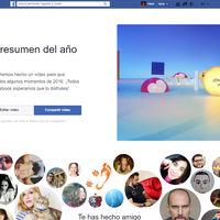 Así puedes conseguir y editar a tu gusto el vídeo de Facebook resumiendo el año